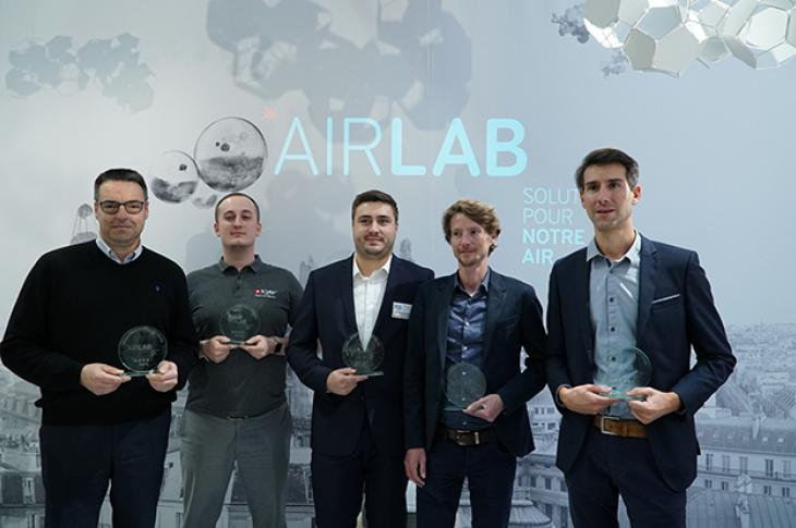Challenge AIRLAB Microcapteurs